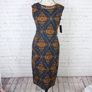 En Focus Studio Bodycon Midi Dress